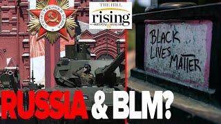 Krystal and Saagar: CNN, Adam Schiff Say RUSSIA Is Manipulating BLM