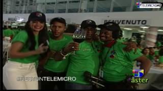 TBT Toño Rosario - Fiesta Empleados Grupo Telemicro 2015