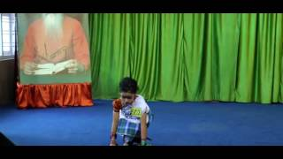 Chella Kiliye.... Folk Dance By Abhirami Sreejith
