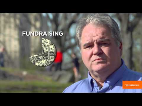 Satirical Candidate Running a Harsh-Truth Campaign for Senate