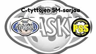 C-tytöt SM, SBS Masku - PSS
