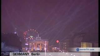 earthTV: Silvester 2009/2010 in Berlin, Brandenburger Tor