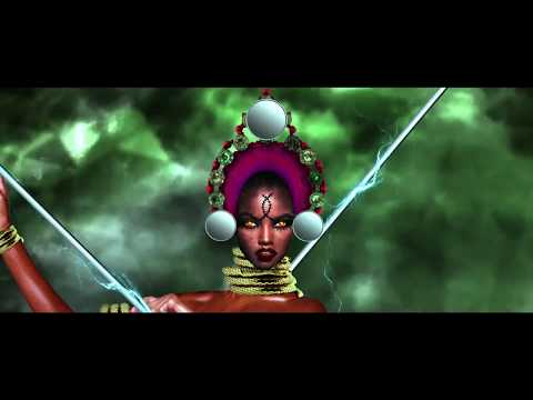 NNE-ETE (NEITH) African Goddess / The Mother Of Gods