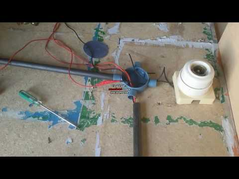 How to make surface conduit wiring.Electrical house wiring | electrical works | Switch | Electricity