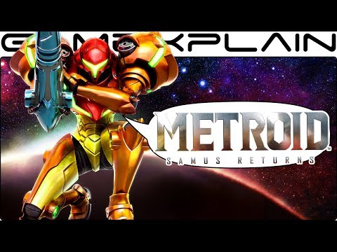 Metroid: Samus Returns - Post-Review DISCUSSION (Controls, Difficulty, & What's Next!)