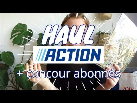 HAUL Scrap ACTION Et NOZ /concour 200 Abonnées