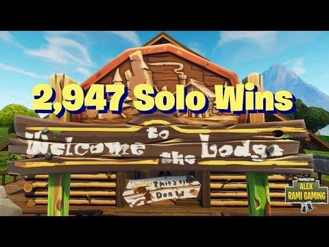 #1 Fortnite World Record 2,947 Solo Wins | Fortnite Live Stream