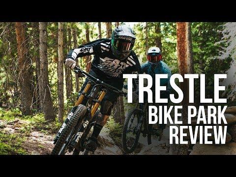 Trestle Bike Park at Winter Park Review