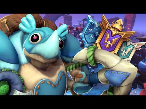The Most RIDICULES Ranked Game - Masters Ranked PC Makoa - Paladins