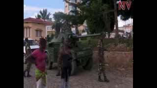 Uncertainty prevails in Burundi on second day of coup