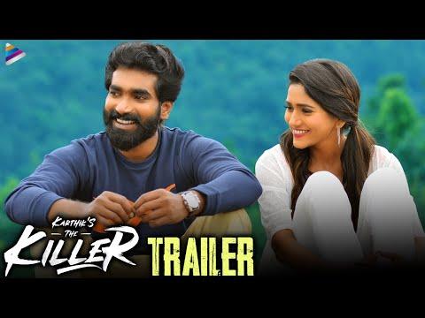 The Killer Telugu Movie Trailer 4K | Karthik Sai | Dolly Sha | Latest Telugu Movie Trailers 2021