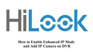 How to Enable Enhanced IP Mode…