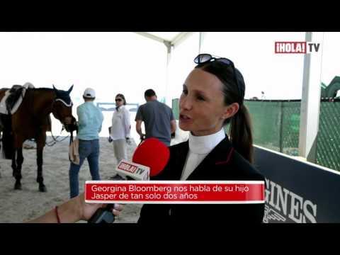 Entrevista con la amazona Georgina Bloomberg | Mundo HOLA