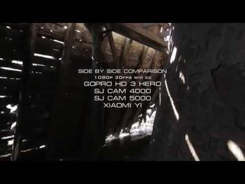 Видео: SJCAM SJ5000 WiFi -