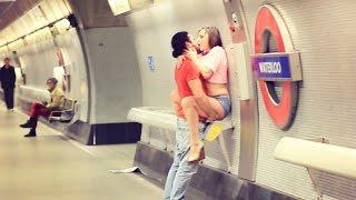 Kissing Prank 2016