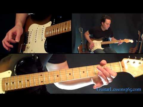 Love In An Elevator Guitar Lesson - Aerosmith - Famous Riffs