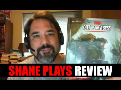 D&D Out of the Abyss (Rage of Demons) First Look & Review