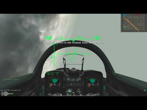 Flanker Vs Eurofighter- Project Reality 1.3.9