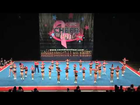 CE Cheer For The Cure 2012 - LJ3 - PCT Cobras - Galaxy