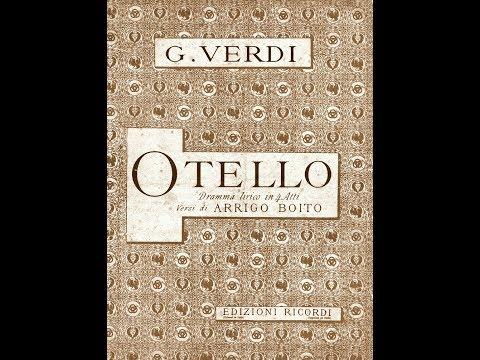 Edmond Glück - Otello (RARE!!!)