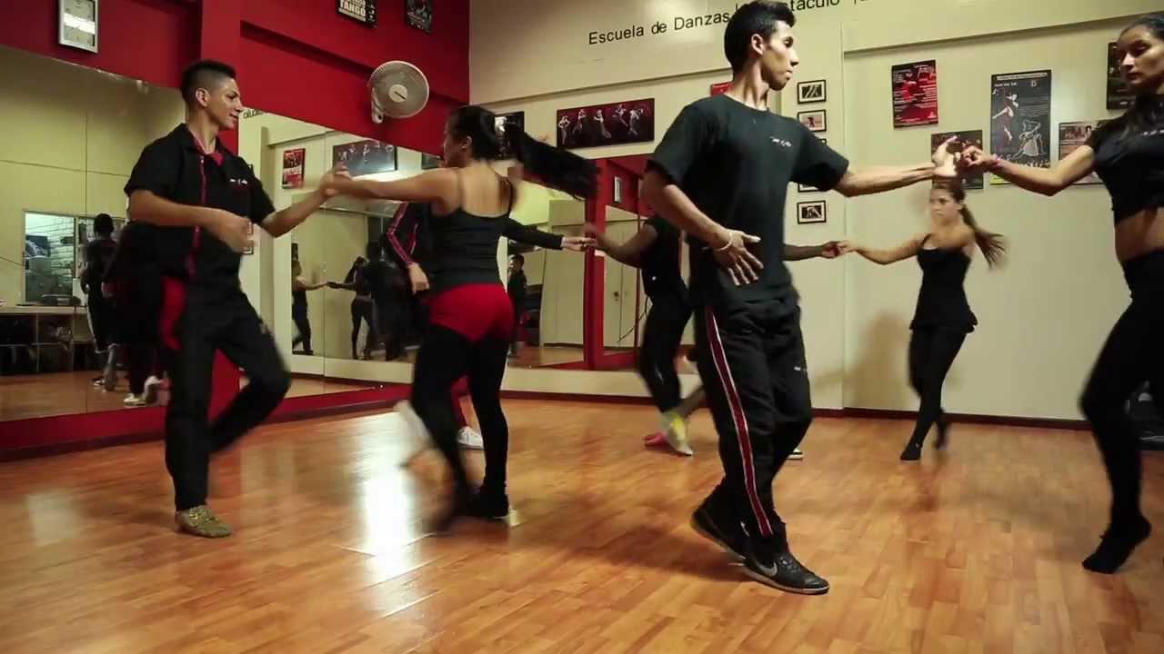 """""""Tango Vivo Y Salsa Viva"""" Escuela De Baile En Cali"""