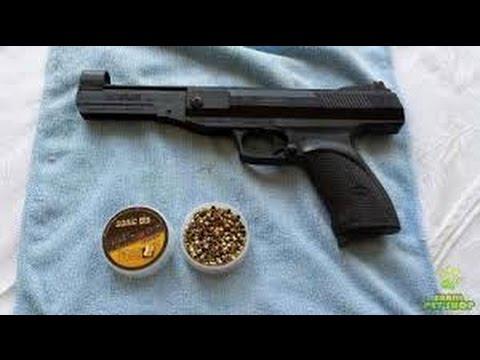 Pistola Gamo P800 4.5