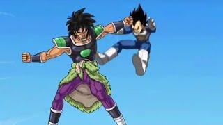 New Broly vs Goku and Vegeta?!    Dokkan Battle!!