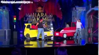 Maharaja Lawak Mega 2014 - Minggu 4 Comey