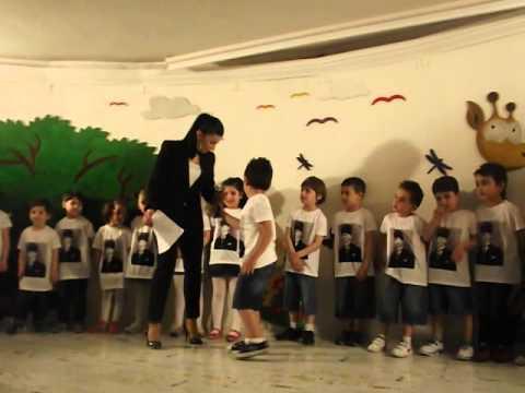 Değişim Kreş Gaziantep Gülşah Yıl Sonu gösterisi 2