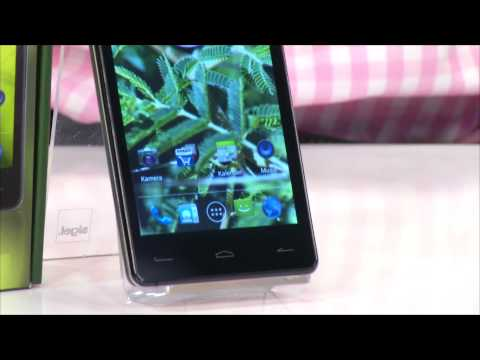 """simvalley MOBILE Dual-SIM-Smartphone SPX-6 DualCore 5.2"""", Android 4.0"""