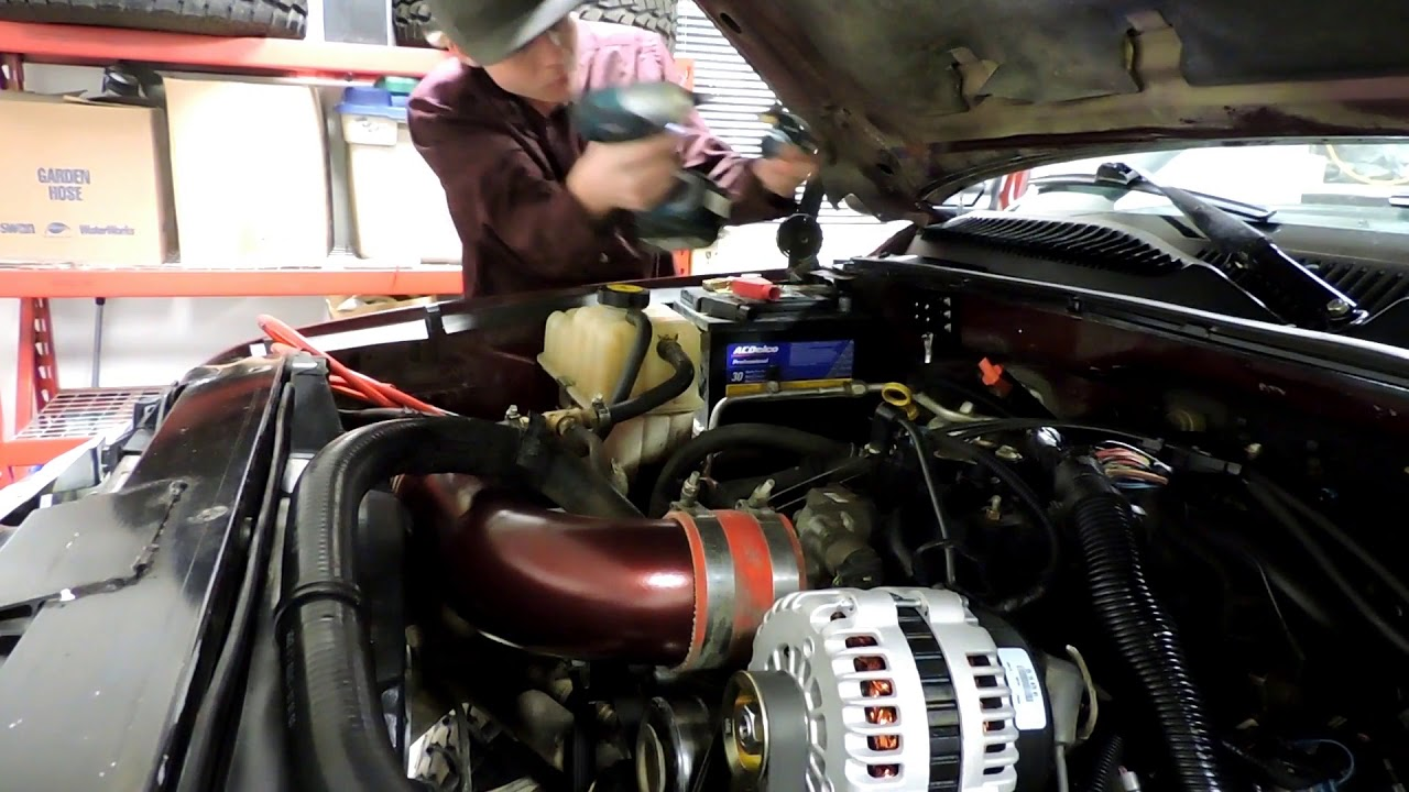 how to install a second battery in your truck [ 1280 x 720 Pixel ]