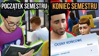 Gdy Simsy na studiach wyrwą się spod kontroli
