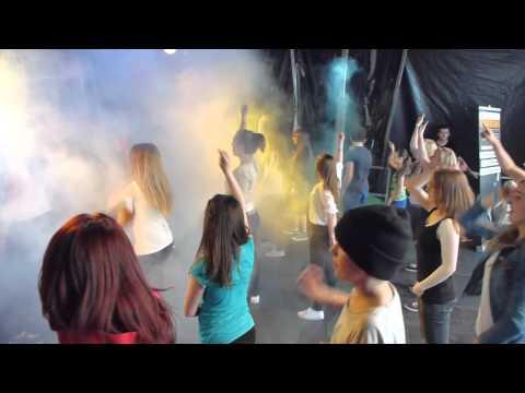 Liquid Beatz TSB Tanzschule Balsano - Auftritt Boulevard Gevelsberg 20.05.2012