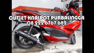 Video Knalpot STANDART Racing Honda PCX 150 by Key Speed download MP3, 3GP, MP4, WEBM, AVI, FLV Oktober 2018