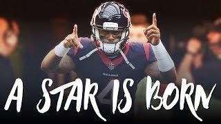 "Deshaun Watson Rookie Season Mini-Movie: ""A Star Is Born"" (Houston Texans 2017-18 Highlights) ᴴᴰ"