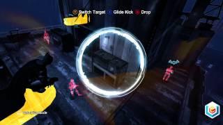 Batman: Arkham Origins Blackgate Deluxe Edition Gameplay Trailer (PS3/Wii U/PC/Xbox 360)