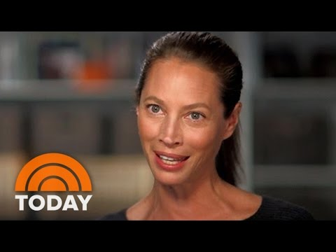 Christy Turlington-Burns: Nearly Dying In Childbirth Got Me Running ...