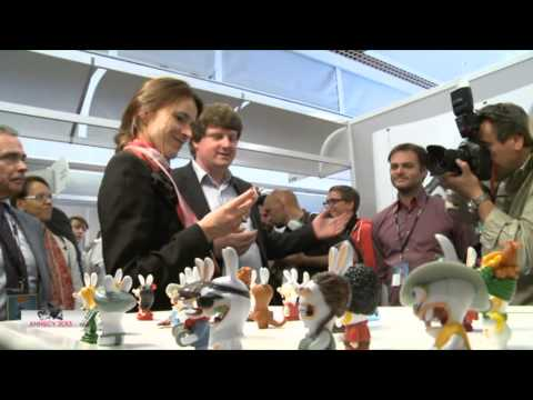 Annecy 2013 : Reportage TV8 Mont-Blanc