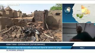 🇲🇱 Mali - 38 morts dans de nouvelles attaques