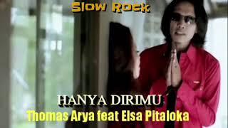 Gambar cover Thomas arya_ hanya dirimu (lirik)