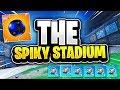 THE SPIKY STADIUM! Playground Funny Moments! (Fortnite Battle Royale)