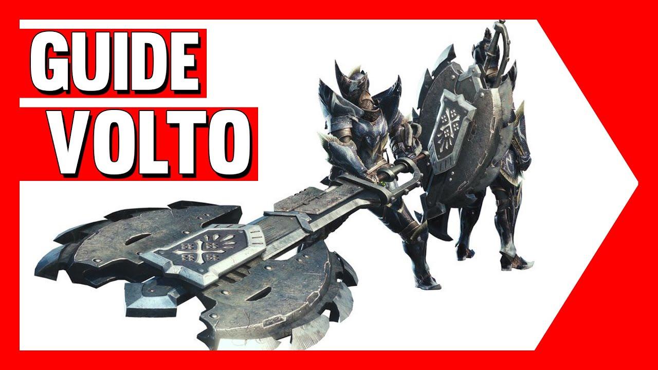 Download GUIDE VOLTO HACHE ► Monster Hunter World ICEBORNE