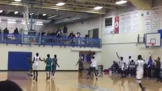 Kuan hits a buzzer beater | McNally vs Lacombe @House of Highlights @elitemixtapes @ballislife