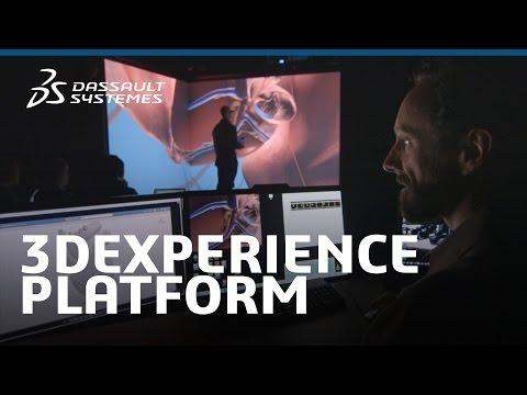 Introduction to Dassault Systèmes 3DEXPERIENCE platform
