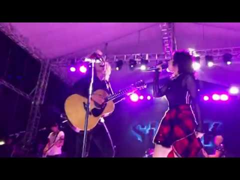 slank - terlalu pahit ft wizzy live at big bang 2017 #slankday34th