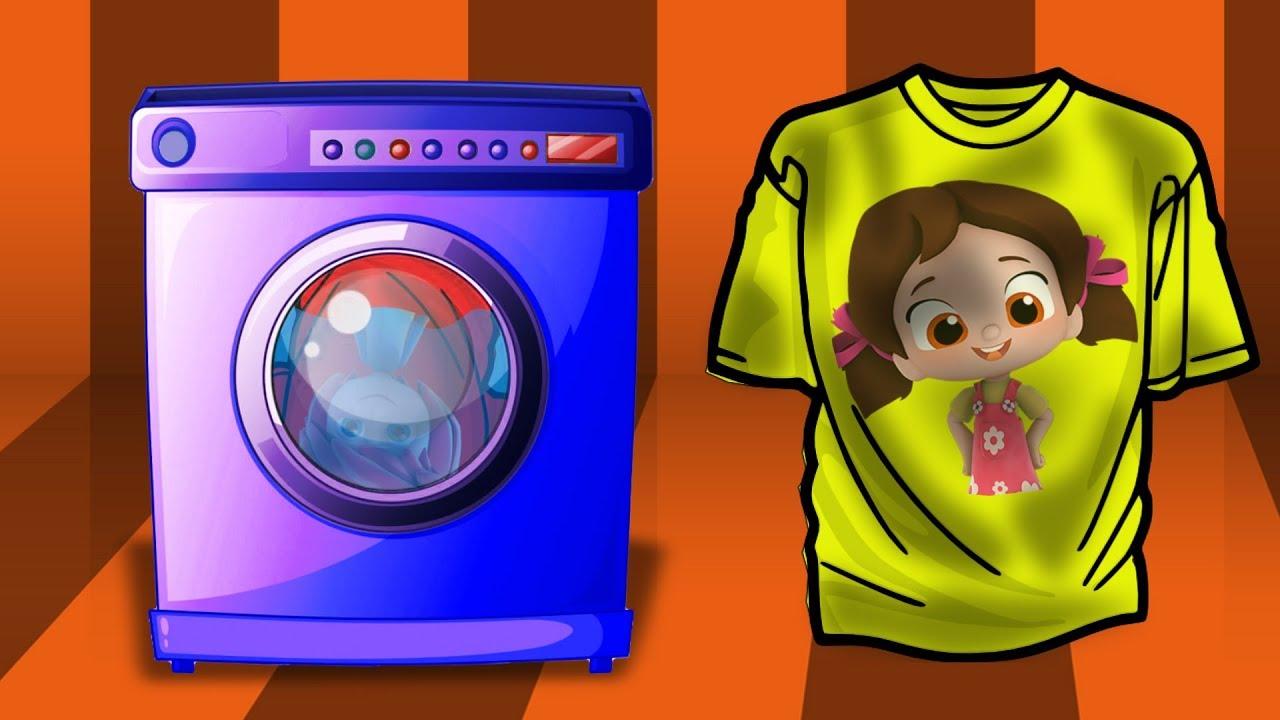 Niloya Ege Aslan çizgi Film Izle Oyuncak çamaşır Makinesi Ile