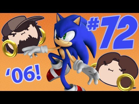 Sonic '06: Not Finale Again - PART 72 - Game Grumps