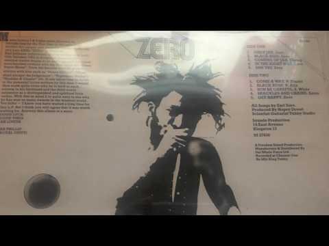 Earl Zero  - Come Away - 1979