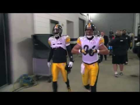Pittsburgh Steelers Light It Up