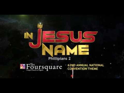 Foursquare Gospel Church 62nd Annual Convention